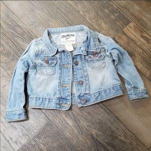 OSHKOSH B'GOSH Baby jean jacket